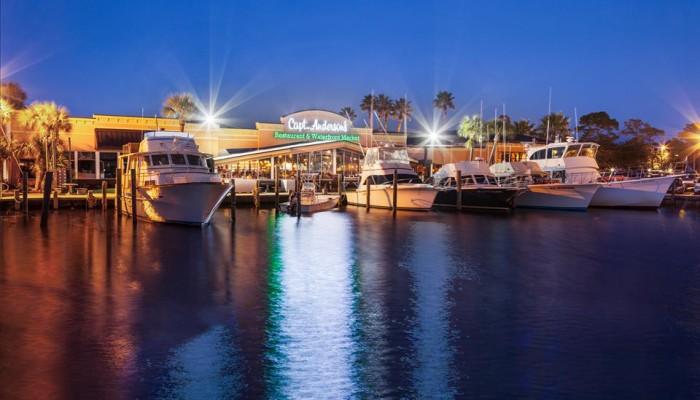 Captain Anderson's, Panama City Beach, FL