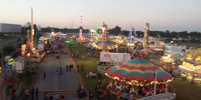 Bay County Fair, Panama City, FL