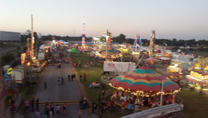 Bay County Fair, Panama City, FL