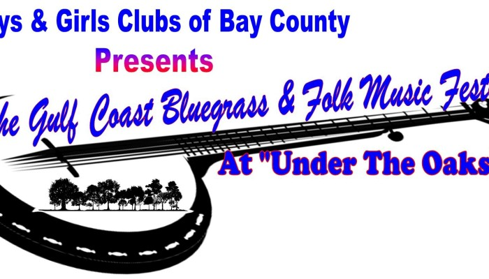 Gulf Coast Bluegrass and Folk Music Festival, Panama City, FL