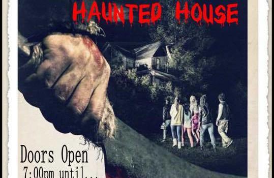 Jaycees haunted house, Panama City, FL
