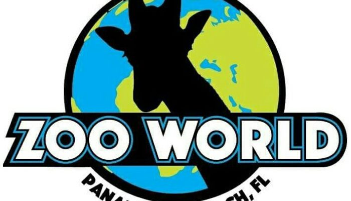 10% discount Zoo World, Panama City Beach, FL