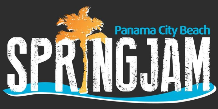 Spring Jam on Panama City Beach, FL