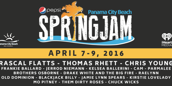 Springjam 2016 Panama City Beach, FL