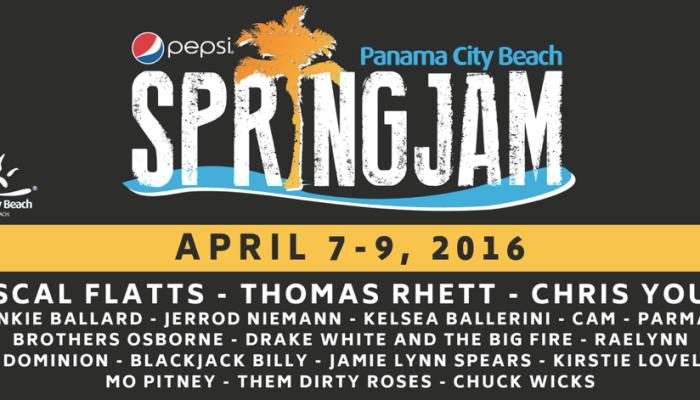 Springjam 2016 Panama City Beach, FL