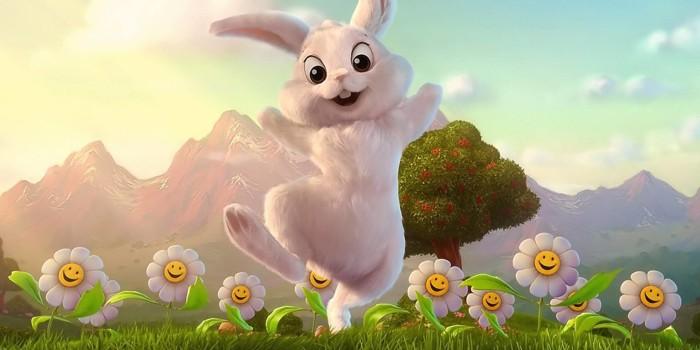 Easter Bunny at Panama City Mall