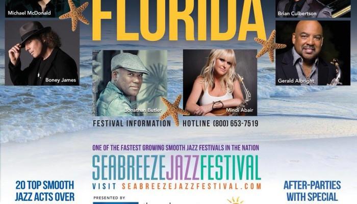 Seabreeze Jazz Festival on Panama City Beach