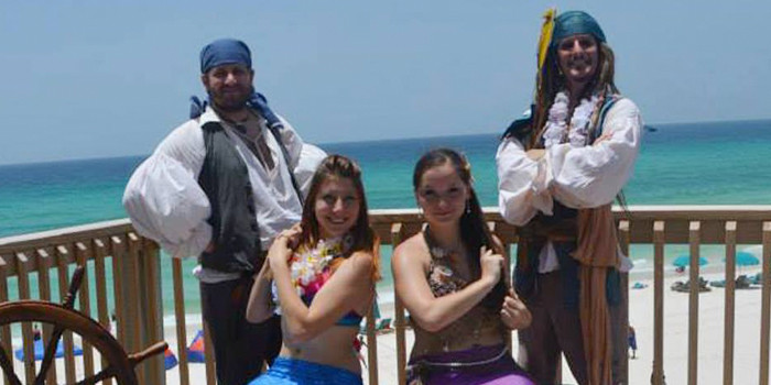 Summer Adventures at Days Inn on Panama City Beach, FL