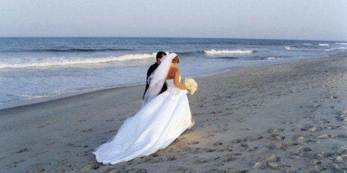 Romance on Panama City Beach, FL
