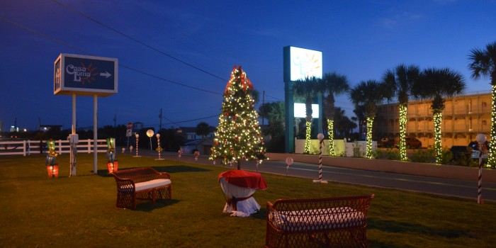 Home For The Holidays, Panama City Beach, FL