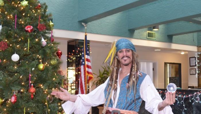 Christmas At Days Inn, Panama City Beach