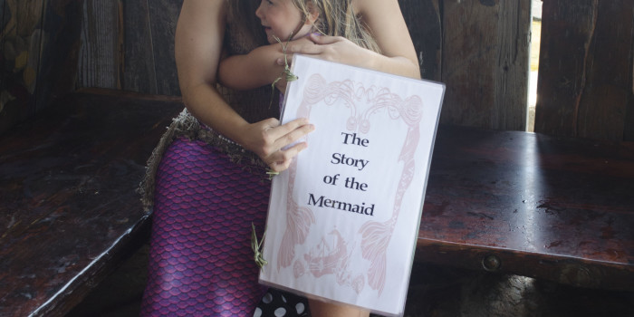 Mermaid Story Time at Days Inn, Panama City Beach, FL