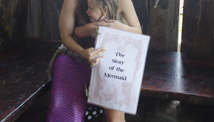 Mermaid Story Time at Days Inn, Panama City Beach, FL