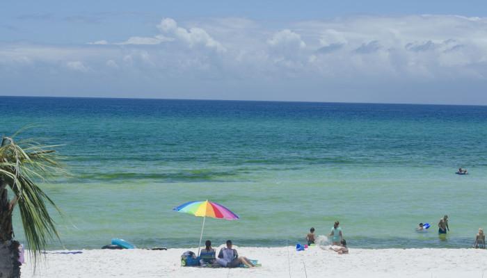 Celebs on Panama City Beach, FL