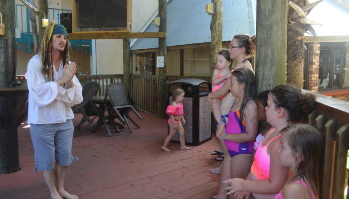 free entertainment at Days Inn