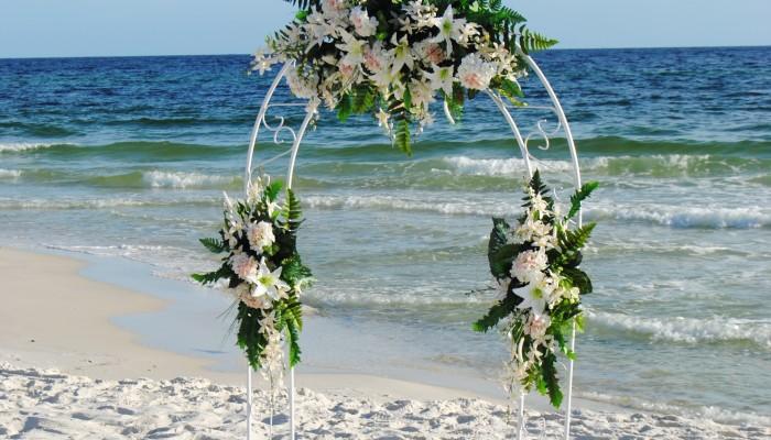 Valentine's Day on Panama City Beach, FL