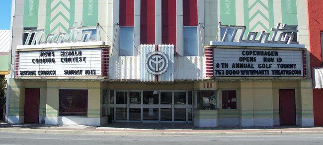 Martin Theatre Panama City, FL